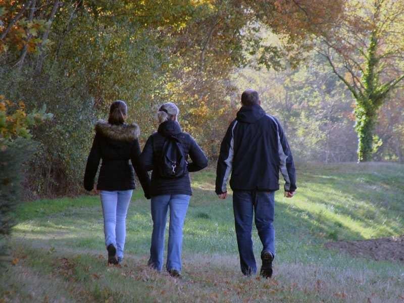 Randonnées Sentes et Layons : Vivent les chemins !