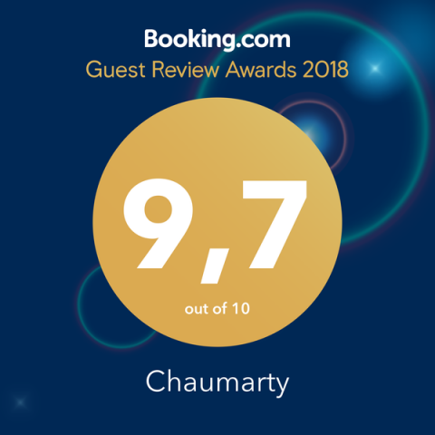 Guest Review Awards 2018 - Booking.com